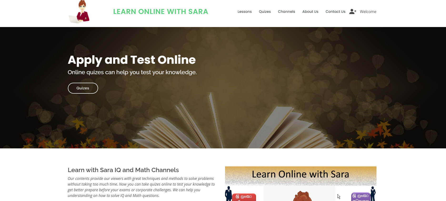 learnonlinewithsara